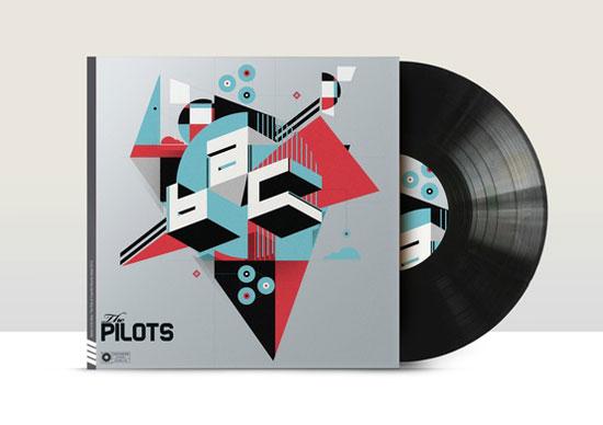 41184574419 Cómo hacer una portada de álbum: 50 ejemplos de diseño de portada de álbum
