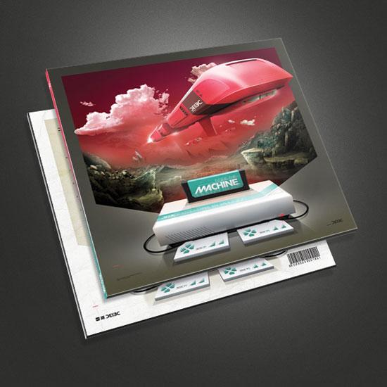 41185446345 Cómo hacer una portada de álbum: 50 ejemplos de diseño de portada de álbum