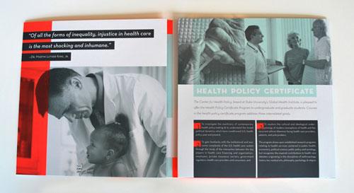 Folleto de CHP Folleto de Inspiración de diseño (64 ejemplos de folletos modernos)