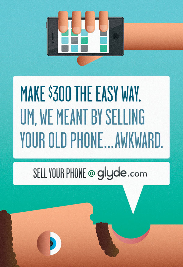 Glyde 500 Creative And Cool Advertisement Ideas