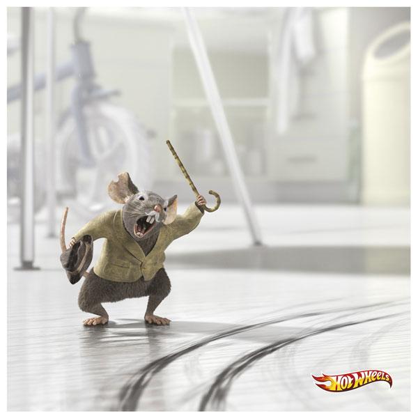 Ideas de publicidad de mouse de Hotwheels: 500 anuncios creativos y geniales