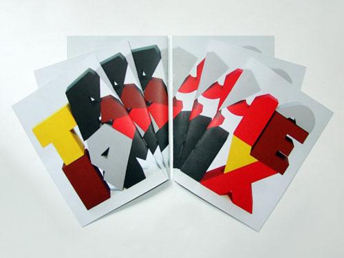 IamExpat Brochure Design Inspiration (64 ejemplos modernos de folletos)