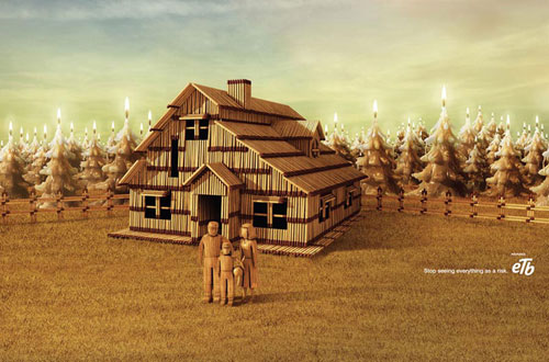 Insurance-ETB 500 Creative And Cool Advertisement Ideas