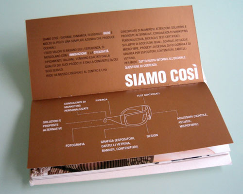 Iride Brochure Design Inspiration (64 ejemplos modernos de folletos)