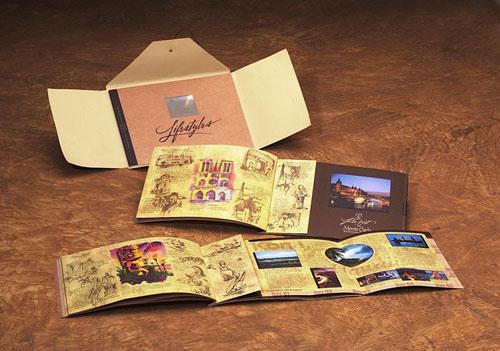 Inspiración del diseño del folleto Lifestyles_Brochure_by_DNagyDezigns (64 ejemplos del folleto moderno)