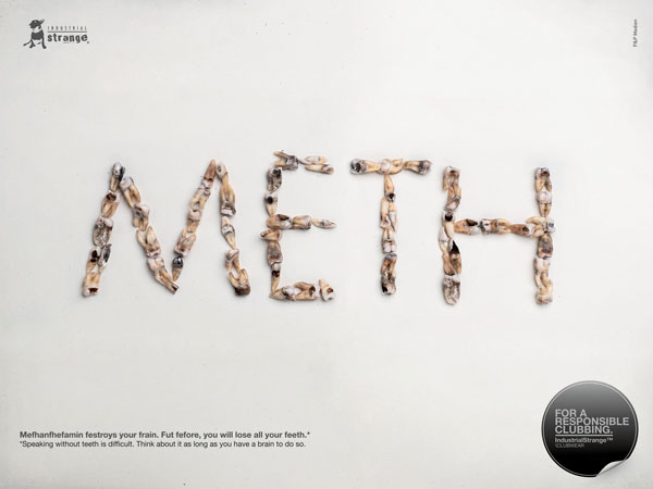 METH 500 Creative And Cool Advertisement Ideas