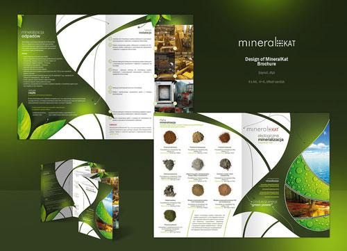 Inspiración del diseño de folletos de MineralKat (64 ejemplos de folletos modernos)
