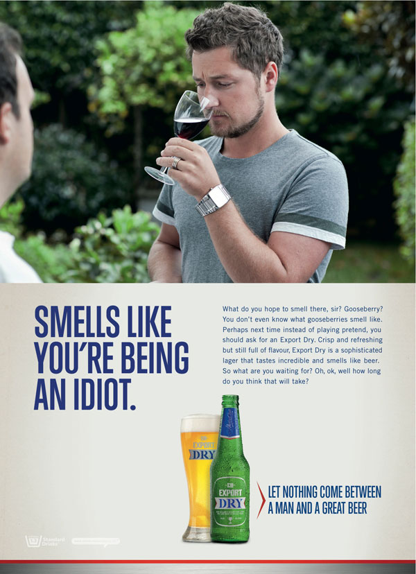 Smells-like-you 500 Creative And Cool Advertisement Ideas