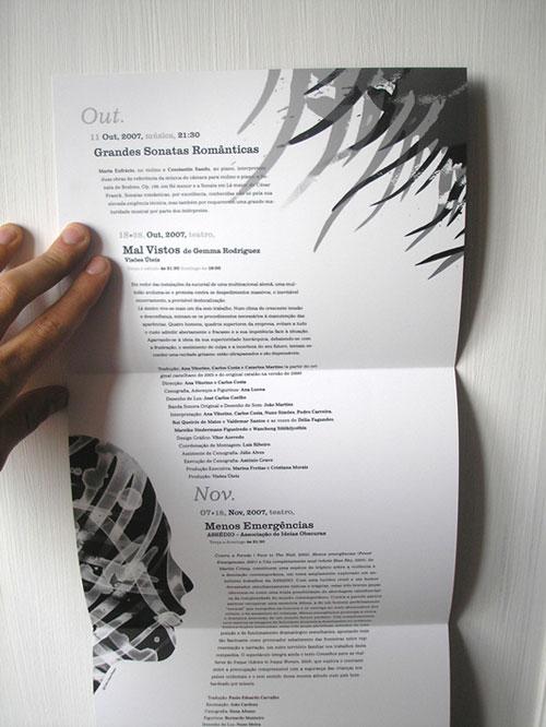 Inspiración de diseño de folletos de THSC (64 ejemplos de folletos modernos)