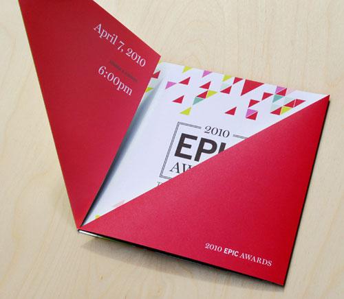 TWHP-2010-EPIC-Awards Folleto Inspiración de diseño (64 ejemplos de folletos modernos)