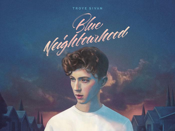blue-neighborhood Cómo hacer una portada del álbum: 50 ejemplos de diseño de portada del álbum