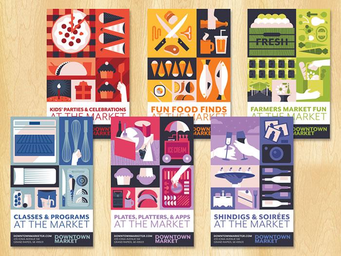 brochure_system Folleto Inspiración de diseño (64 ejemplos de folletos modernos)