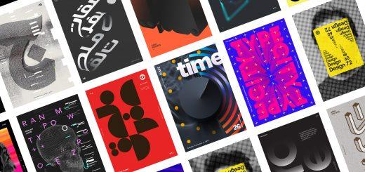carteles-experimentales diseños para creativos