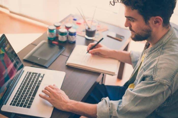 trabajo diseñador gráfico - Carrera de diseño gráfico