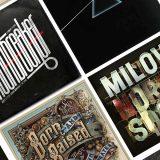inspiración diseños album de música