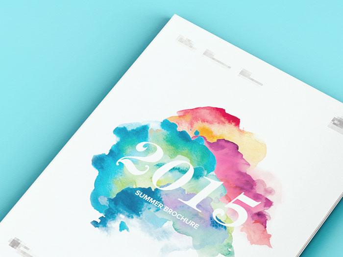 dmh-cover Brochure Design Inspiration (64 ejemplos modernos de folletos)