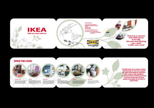 ikea_brochure_by_kaoi_blue Inspiración del diseño de folletos (64 ejemplos de folletos modernos)