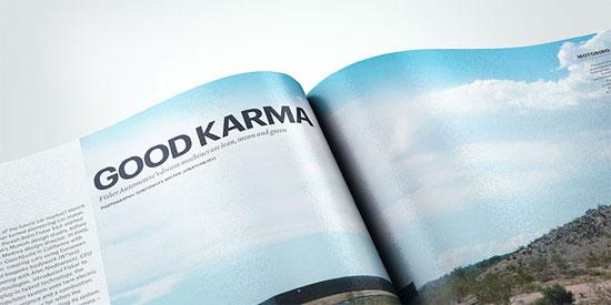 Plantillas mockups 2020:Magazine Mockup