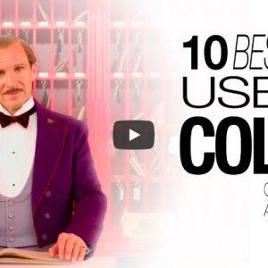 mejores usos del color en películas