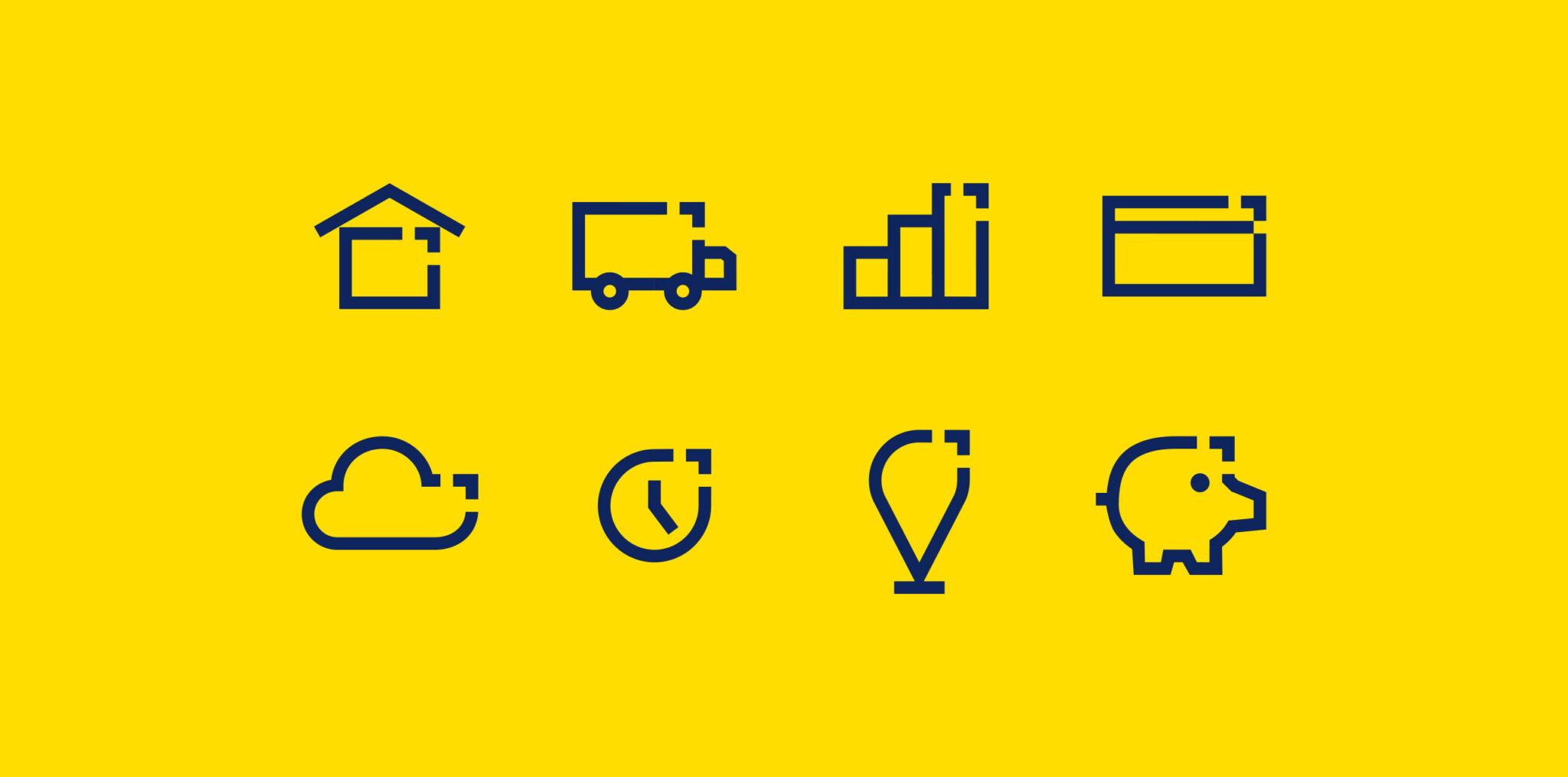 iconografía banco pichincha