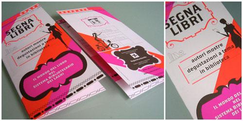 segnalibri Brochure Design Inspiration (64 ejemplos modernos de folletos)