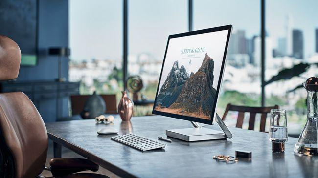 computadores de mesa diseño gráfico