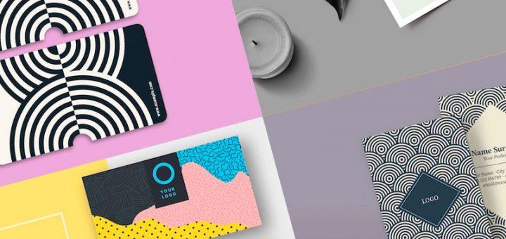 tarjetas de presentación 2018