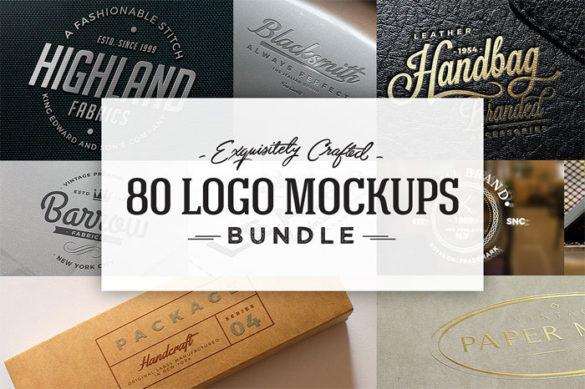 80-logo-mockups-bundle-cove Plantillas de maquetas de logotipo para descargar y usar para presentar sus logotipos