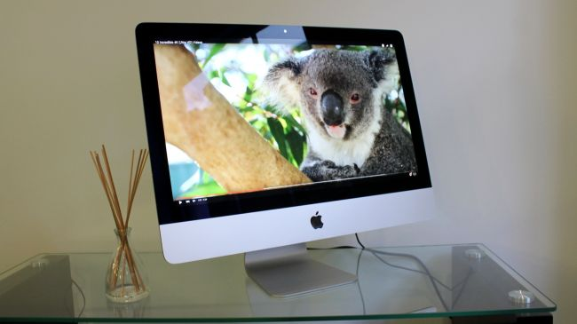 Apple iMac con pantalla Retina 4K