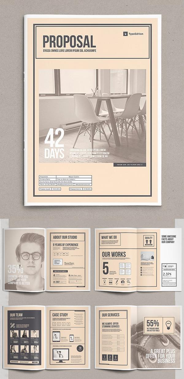 Diseño de mockups de propuesta de negocio profesional - 17