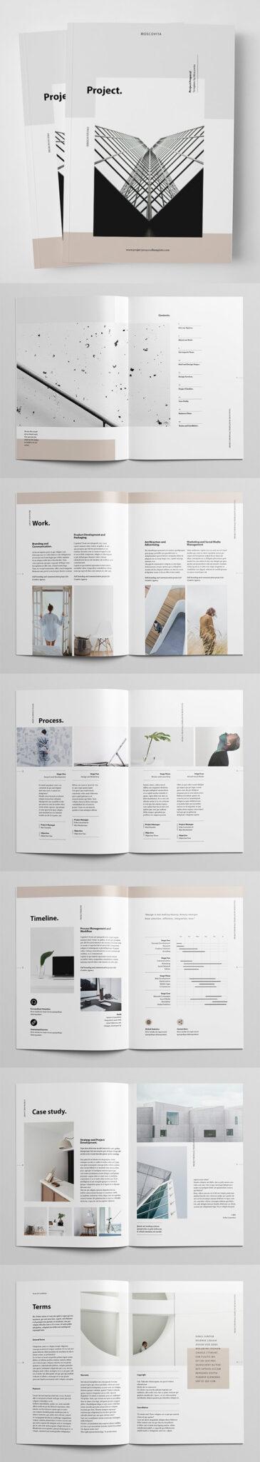 Diseño de mockups de propuesta de negocio profesional - 5