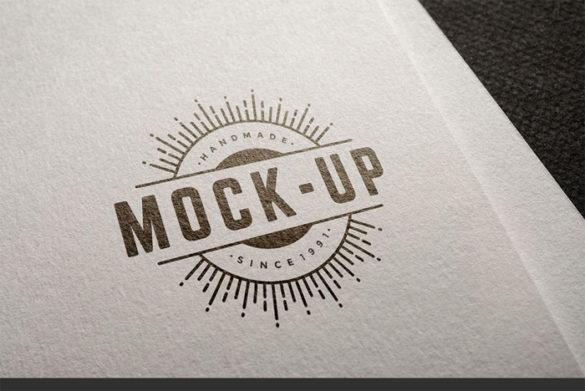 Plantillas de maquetas de Logo-Mockup-I-Mockup-Cloud Logo para descargar y usar para presentar sus logotipos