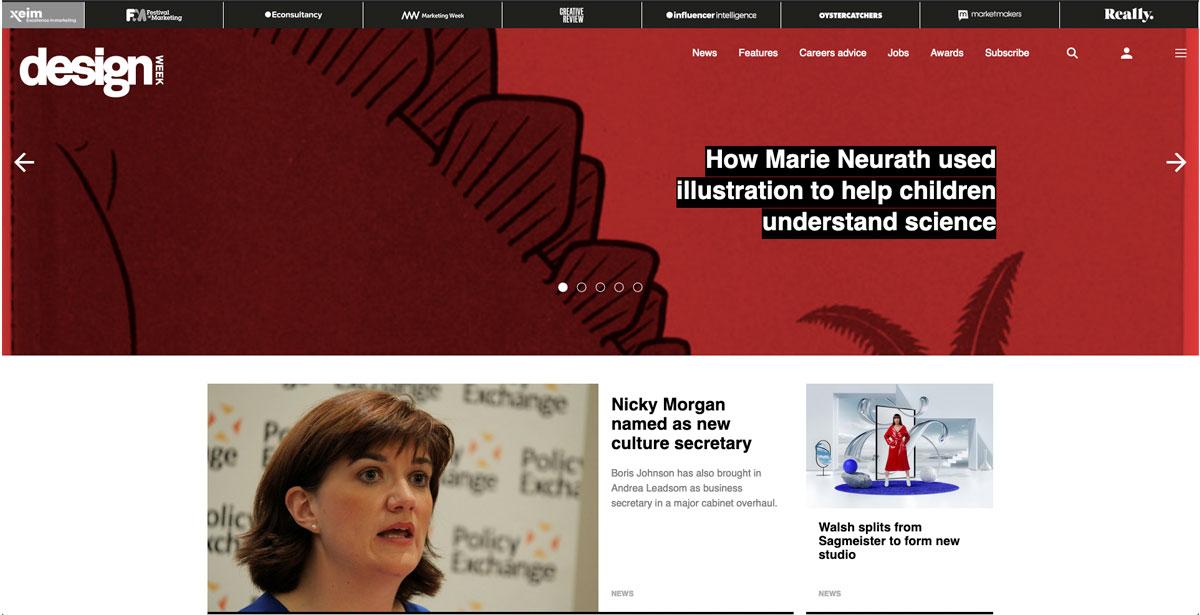 mejores blogs de diseño gráficodesign week