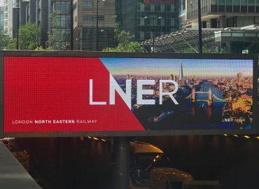 imagen corporativa, nombre nuevo para marca de ferrocarril