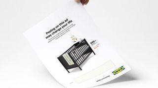 Anuncios impresos publicitarios Creativos