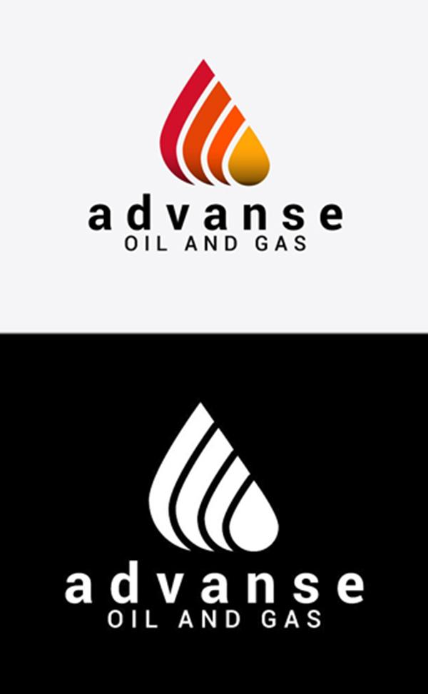 plantillas de logotipos, Advanse Logo