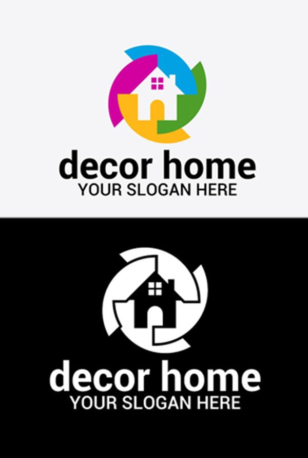 Decoración para el hogar Logo