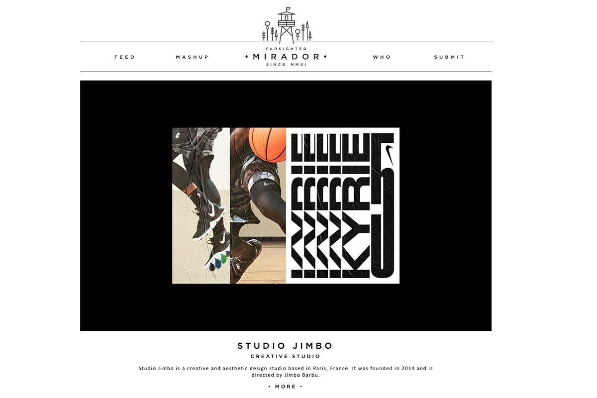 mejores blogs de diseño gráfico, mejores blogs de diseño gráfico, mirador design