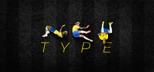 neymar tipografía fuente