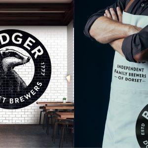 Badger rediseño tejón