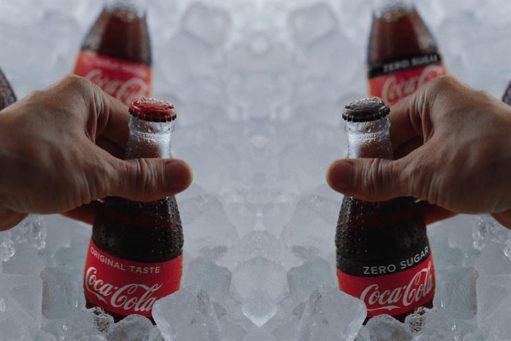 Coca-Cola rediseña sus envase para unificar sus sabores