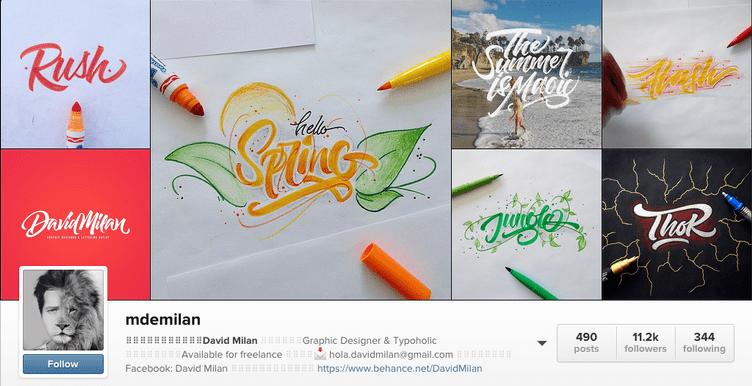 diseñadores gráficos talentosos