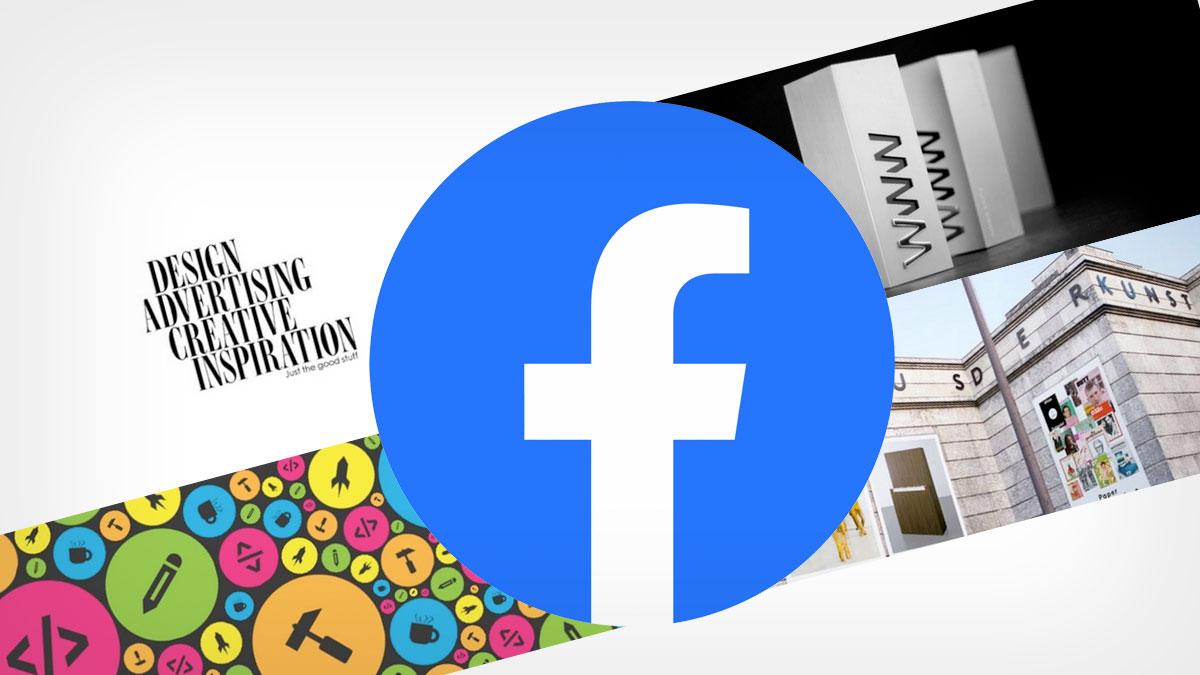 Páginas de Facebook para diseñadores gráficos