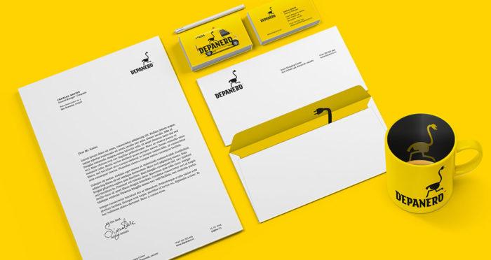 02.-Depanero-Branding-by-Brandient-stationary-700x372 Empresas de diseño gráfico cuyo trabajo debe revisar