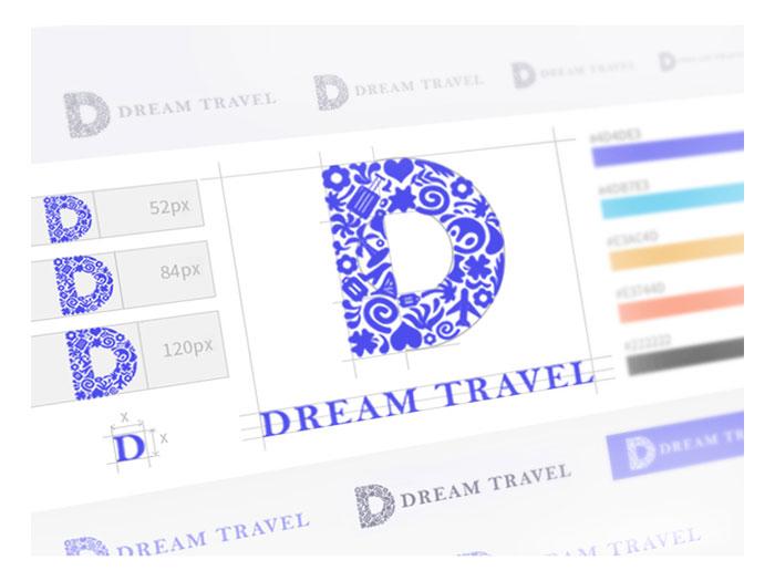 1-1 ideas de diseño de logotipos de viajes que debe utilizar en su próximo proyecto