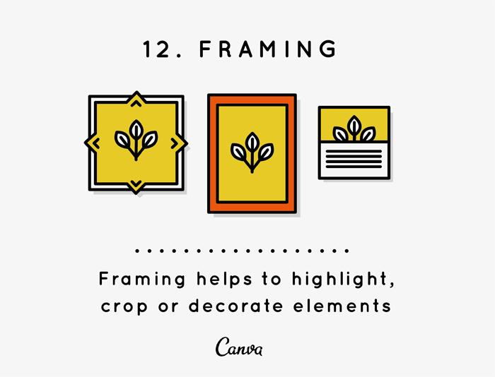 121 Principios de diseño gráfico: definición y conceptos básicos que necesita para un buen diseño