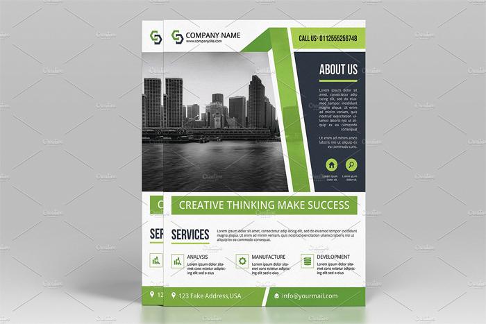 2- 43 Plantillas de folleto que debe descargar para sus clientes