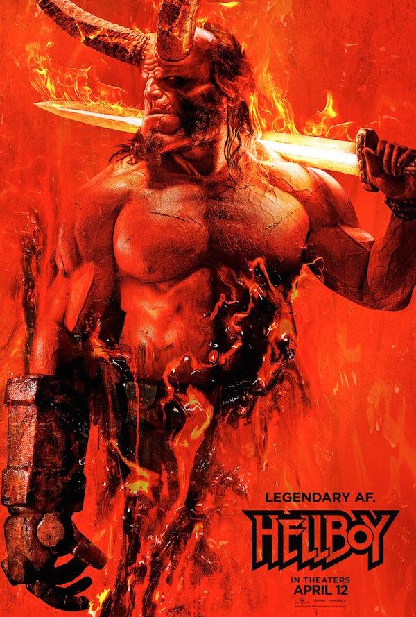 Hellboy - badass