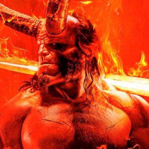 hellboy ilustración