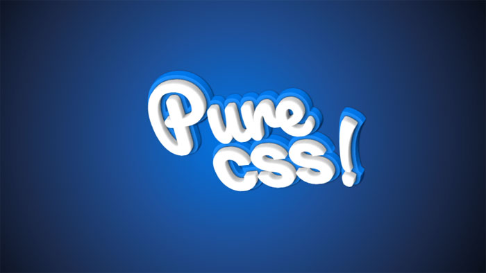 Efectos de texto CSS 3d-css-typography: 116 ejemplos geniales que puede descargar